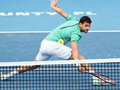 'Tieu Federer' Grigor Dimitrov cho quyet dau Novak Djokovic - Anh 1