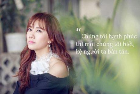 Tran Thanh - Hari Won dang dua voi du luan? - Anh 2