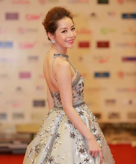 Dan my nhan dua nhau khoe nguc 'khung' tai Lien hoan phim Ha Noi - Anh 10