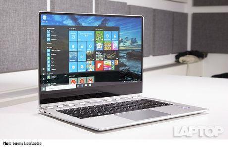 Lenovo Yoga 910: laptop 2 trong 1 tuyet voi - Anh 2