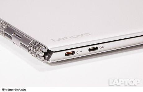 Lenovo Yoga 910: laptop 2 trong 1 tuyet voi - Anh 4