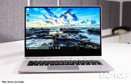 Lenovo Yoga 910: laptop 2 trong 1 tuyet voi - Anh 5