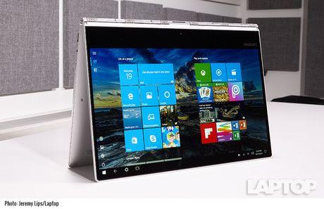 Lenovo Yoga 910: laptop 2 trong 1 tuyet voi - Anh 6
