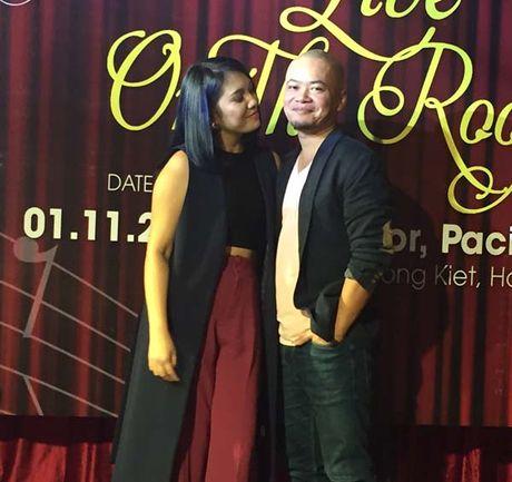 Quan quan Vietnam Idol Janice Phuong: Chong cau hon toi gat ngay - Anh 1