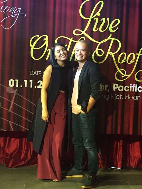 Quan quan Vietnam Idol Janice Phuong: Chong cau hon toi gat ngay - Anh 2