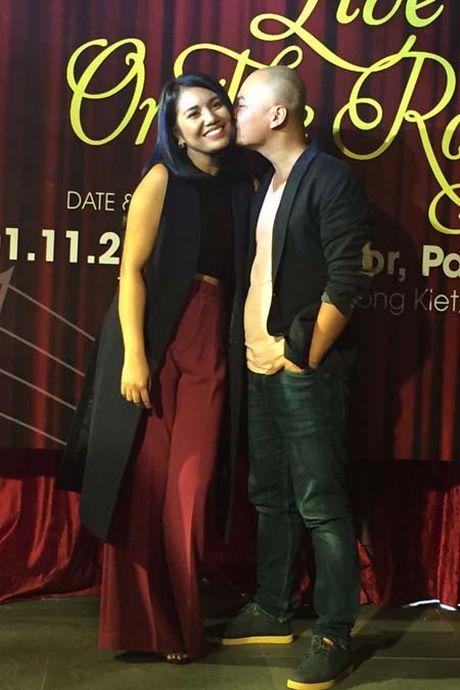 Quan quan Vietnam Idol Janice Phuong: Chong cau hon toi gat ngay - Anh 3