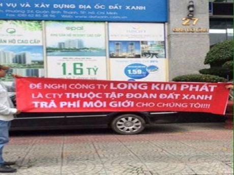 Dan 'chet dung' vi mot thuong vu phan phoi dat nen - Anh 1