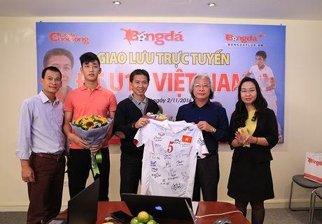 'Hotboy' U19 Viet Nam yeu Chelsea, uoc sang chau Au thi dau - Anh 2