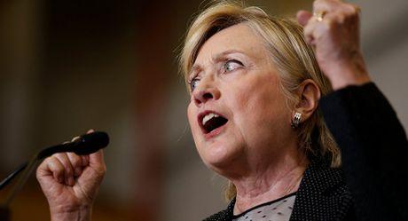 Thach thuc lon nhat cua Hillary Clinton khong phai la Donald Trump - Anh 1