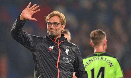 Klopp chua the an tam voi Liverpool hien tai - Anh 1