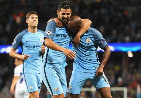 CLB kiem tien so 1 Champions League: Cu soc Man City - Anh 1