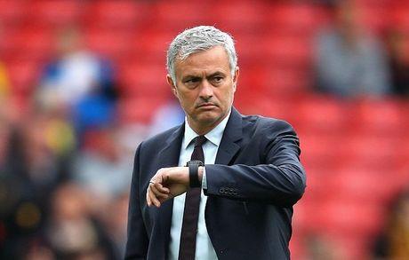 Mourinho khong phai la mot ao thuat gia - Anh 1