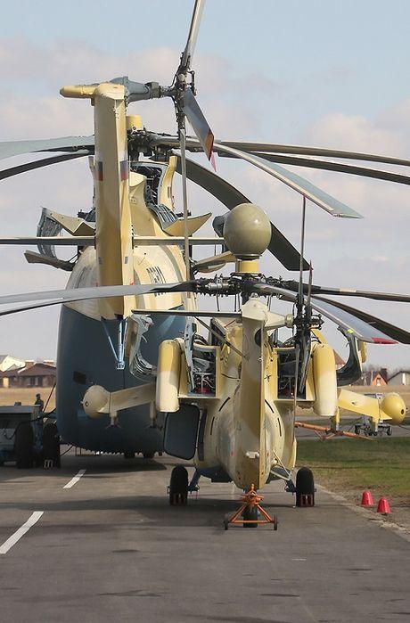 Dieu bat ngo trong noi de 'tho san dem' Mi-28N Nga - Anh 16