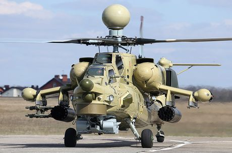 Dieu bat ngo trong noi de 'tho san dem' Mi-28N Nga - Anh 18
