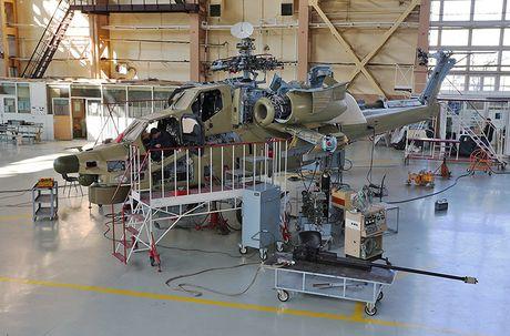 Dieu bat ngo trong noi de 'tho san dem' Mi-28N Nga - Anh 1