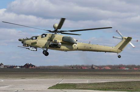 Dieu bat ngo trong noi de 'tho san dem' Mi-28N Nga - Anh 20