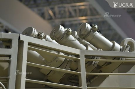 Nguy hiem chet nguoi xe tang hang nhe VT-5 cua Trung Quoc - Anh 10
