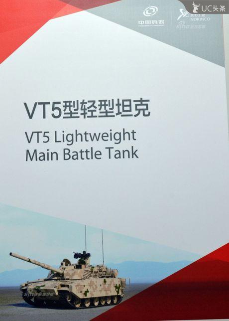 Nguy hiem chet nguoi xe tang hang nhe VT-5 cua Trung Quoc - Anh 2