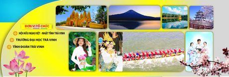 Giao luu van hoa Viet Nam – Nhat Ban tai Tra Vinh - Anh 1