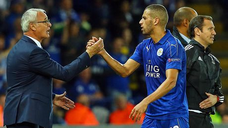 Vong bang UEFA Champions League: Ve som cho Leicester City? - Anh 1