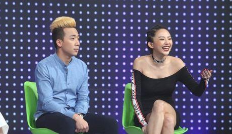 Tran Thanh - Toc Tien tu nhan la anh em sinh doi - Anh 1