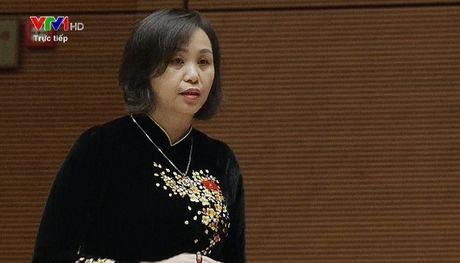 DBQH Cao Thi Xuan: Dung de dong bao dan toc thieu so rot lai qua xa - Anh 1