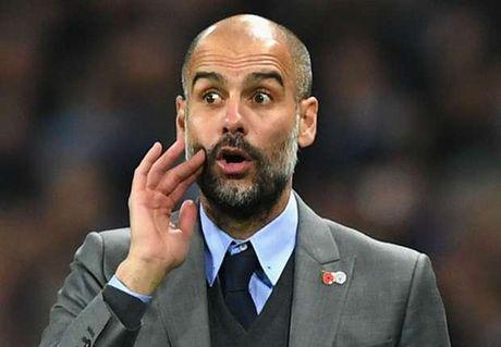 Guardiola: Man City may man vi khong gap Barca o vong knock-out - Anh 1