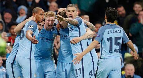 Guardiola: Man City may man vi khong gap Barca o vong knock-out - Anh 2