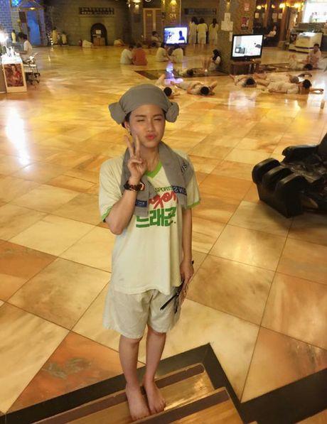 MC Bao Linh thang nao cung du lich Han Quoc - Anh 11