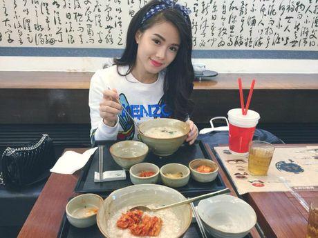 MC Bao Linh thang nao cung du lich Han Quoc - Anh 13