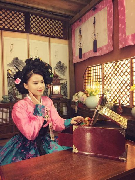 MC Bao Linh thang nao cung du lich Han Quoc - Anh 5