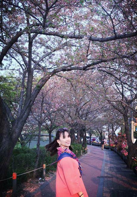 MC Bao Linh thang nao cung du lich Han Quoc - Anh 6