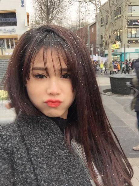 MC Bao Linh thang nao cung du lich Han Quoc - Anh 9