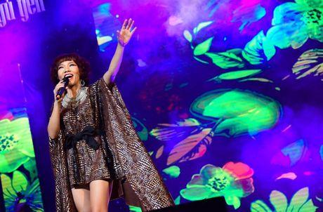 Diva Ha Tran: Diva khong phai la cau chuyen nen nhac lai - Anh 1