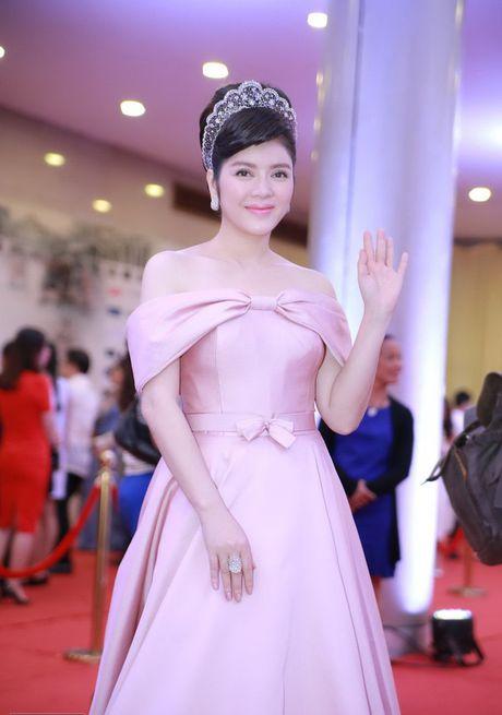 Sao Viet hoi tu tren tham do Lien hoan phim Quoc te Ha Noi - Anh 11