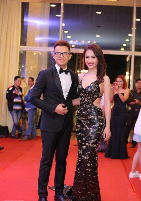 Sao Viet hoi tu tren tham do Lien hoan phim Quoc te Ha Noi - Anh 12