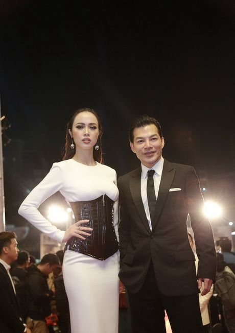 Sao Viet hoi tu tren tham do Lien hoan phim Quoc te Ha Noi - Anh 6