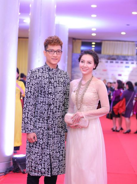 Sao Viet hoi tu tren tham do Lien hoan phim Quoc te Ha Noi - Anh 7