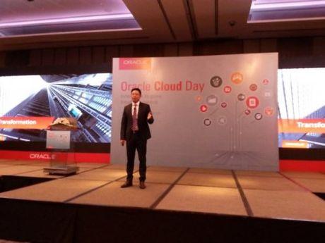 "Oracle Cloud Day 2016: ""Chuyen doi va phat trien trong ky nguyen bung no ky thuat so"" - Anh 1"
