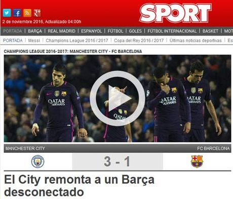 "Bao chi the gioi: Pep Guardiola ""lot tran"" Barca - Anh 2"