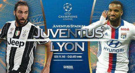 """Juventus – Lyon: Khuat phuc """"Bay su tu"""" - Anh 2"""