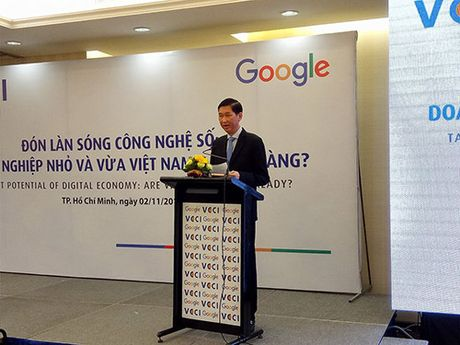 Doanh nghiep can tan dung cong nghe so de tang suc canh tranh - Anh 1