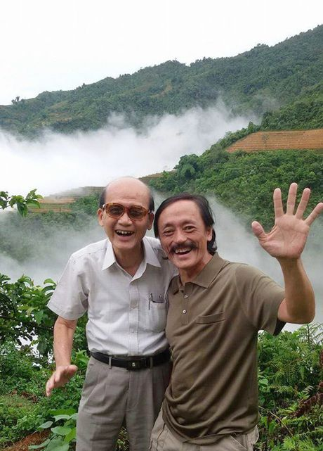 Nghe si Pham Bang qua doi: 'Bo Bang la nguoi hai huoc va than thien' - Anh 7