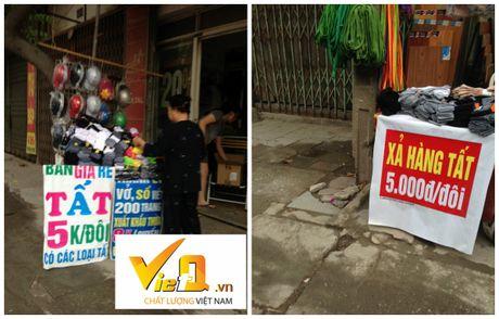 Tat sieu re 5.000 dong dat khach ngay dau dong tai Ha Noi - Anh 1