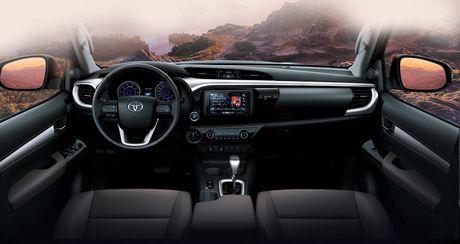 Toyota Hilux 2016 vua chot gia 697 trieu co gi dac biet? - Anh 3