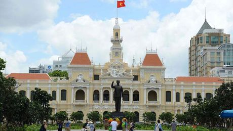 TPHCM khong xay trung tam hanh chinh cong - Anh 1