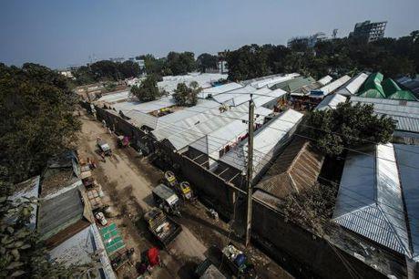 Ben trong nha tho 200 nam tuoi o Bangladesh - Anh 14