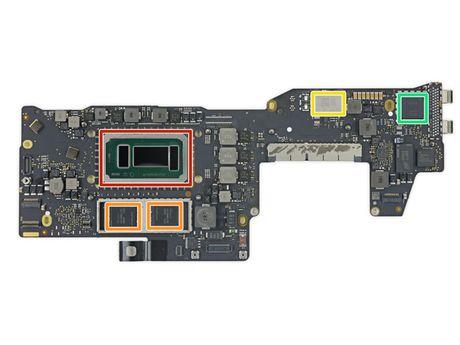 Mo MacBook Pro 2016: thay duoc SSD, RAM han chet, rat kho sua - Anh 12