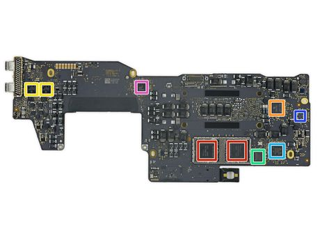 Mo MacBook Pro 2016: thay duoc SSD, RAM han chet, rat kho sua - Anh 13