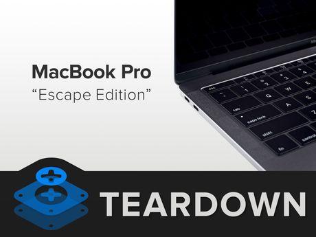 Mo MacBook Pro 2016: thay duoc SSD, RAM han chet, rat kho sua - Anh 1